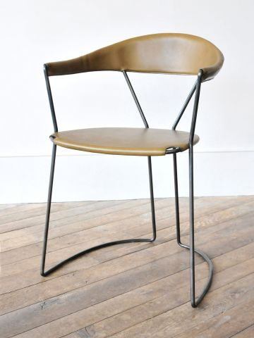 Y Chair in Weed by Rose Uniacke