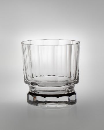 Leaded Lowball Crystal Tumbler