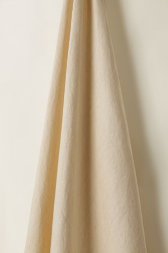 Light Weight Linen in Buttermilk