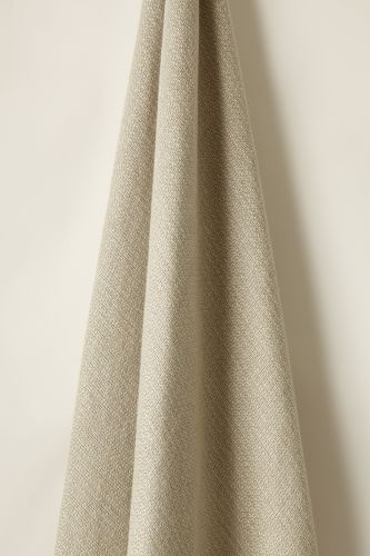 Textured Linen in Woven Natural