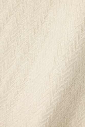 Textured Linen in Polar by Rose Uniacke