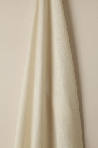 Sheer Linen in Almond