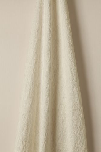 Sheer Linen in Froth