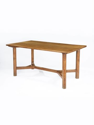 Cotswold School 'Hayrake' Dining Table