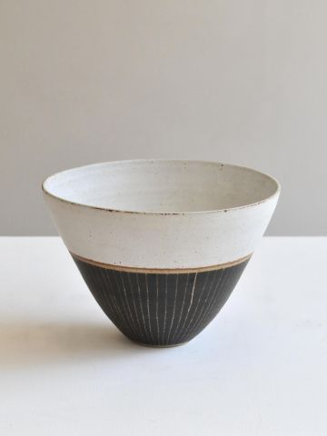 Small Art Pottery Bowl
