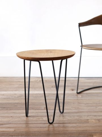 Chestnut Side Table by Rose Uniacke