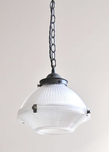 Holophane Hanging Pendant Light