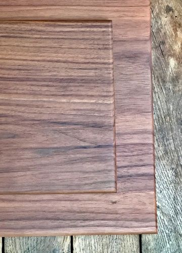 Walnut Kitchen Chopping Board