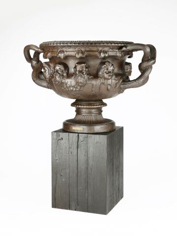 The 'Lante' Vase by the Val d'Osne Foundry after Piranesi