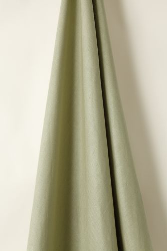 Light Weight Linen in Fir Apple