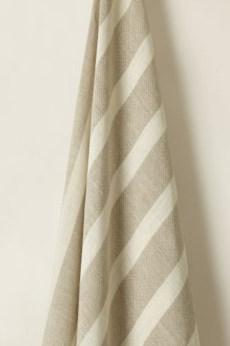 Heavy Weight Linen in Stripe I