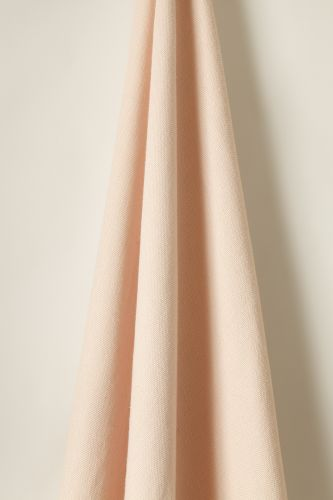Heavy Weight Linen in Tea Rose
