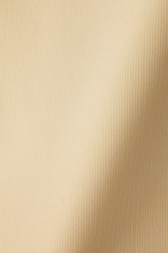 Corduroy in Double Cream by Rose Uniacke