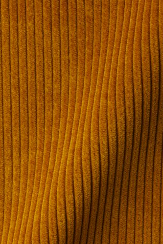 Corduroy in Ginger by Rose Uniacke