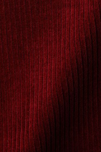Corduroy in Garnet by Rose Uniacke