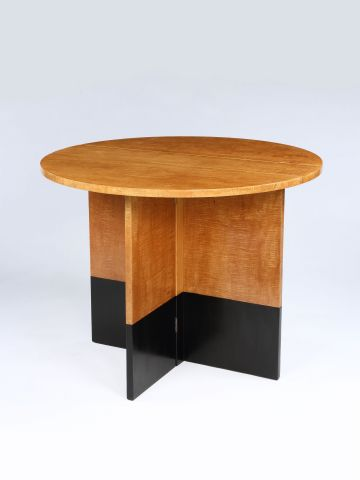 Art Deco Folding Occasional Table by George Adie