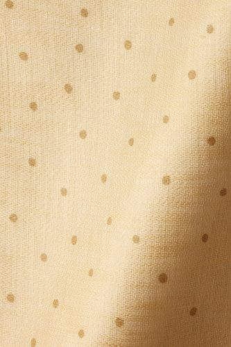 Sheer Linen in Biscuit on Honey by Rose Uniacke