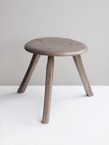 Bronze Stool II by Rose Uniacke