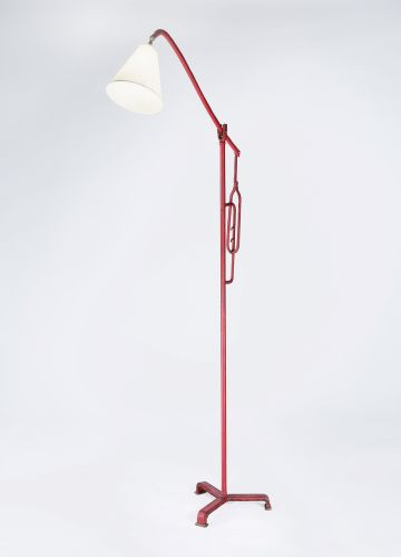 Rare Adnet Standard Lamp