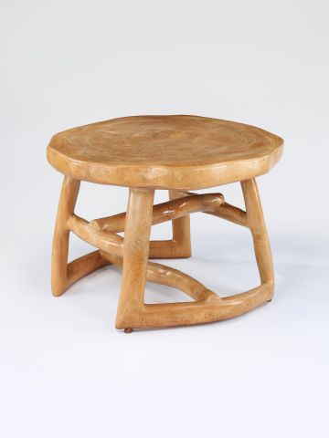 Large Elm Occasional Table by Maxie Lane