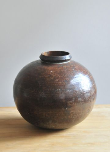 Art Deco 'Dinanderie' Copper Vase