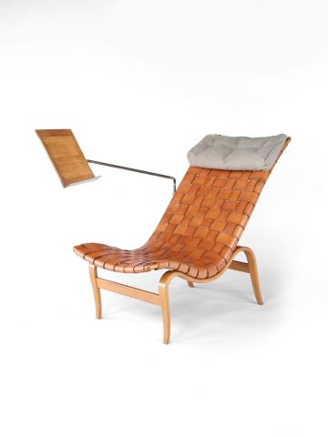 Easy Chair No.1 designed by Bruno Mathsson