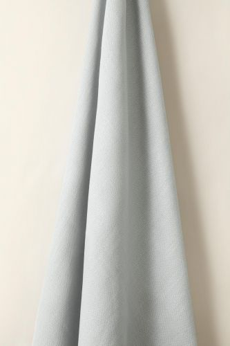 Heavy Weight Linen in Ice Blue