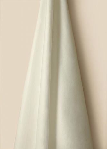 Light Weight Linen in Ivory
