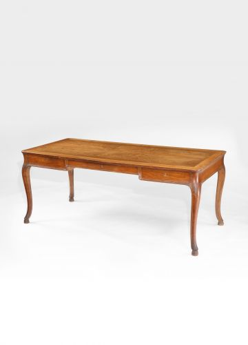Oak Writing Table by Frits Henningsen