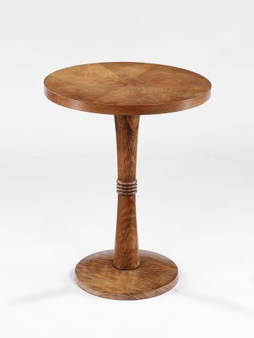 Art Deco Walnut Veneered Occasional Table
