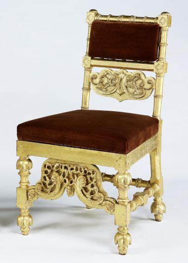 Set of Eight Early Victorian Chairs_0