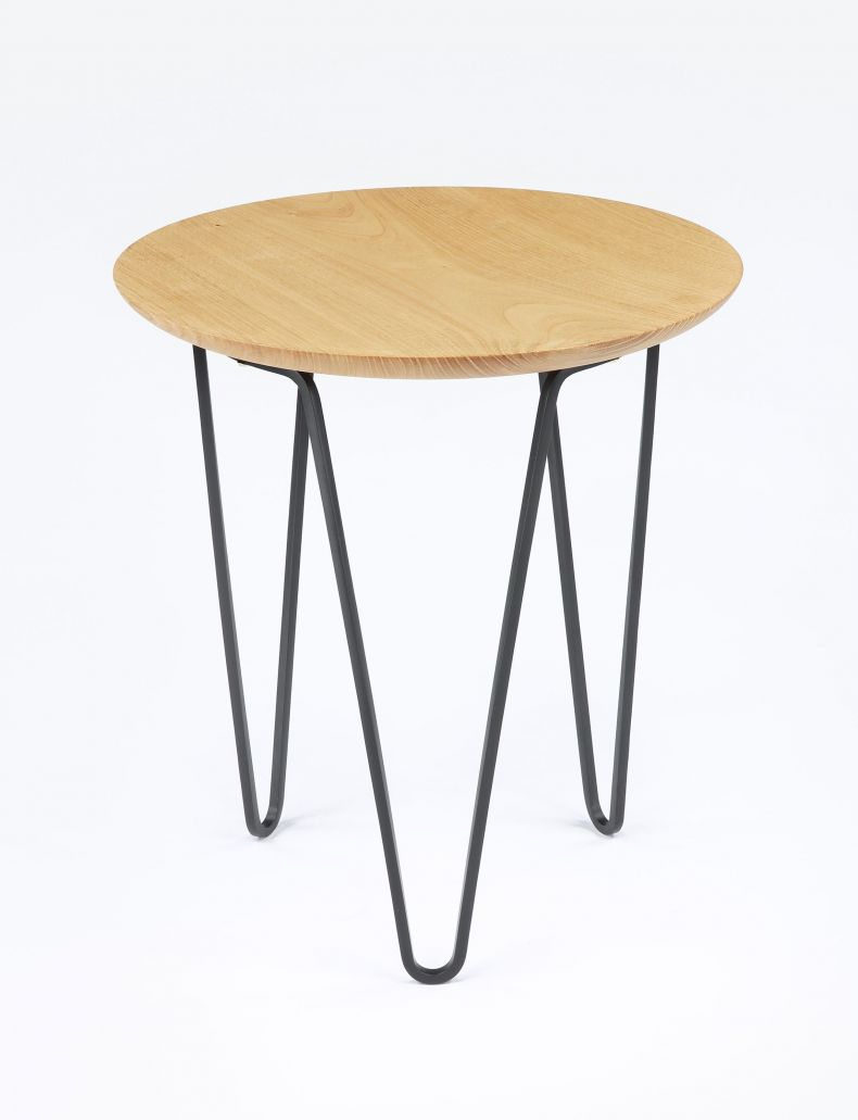 Chestnut Side Table by Rose Uniacke_0