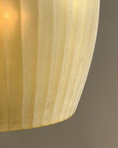 Citrine Glass Lantern by Rose Uniacke_1