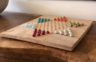 Chinese Chequers Board by Rose Uniacke_2