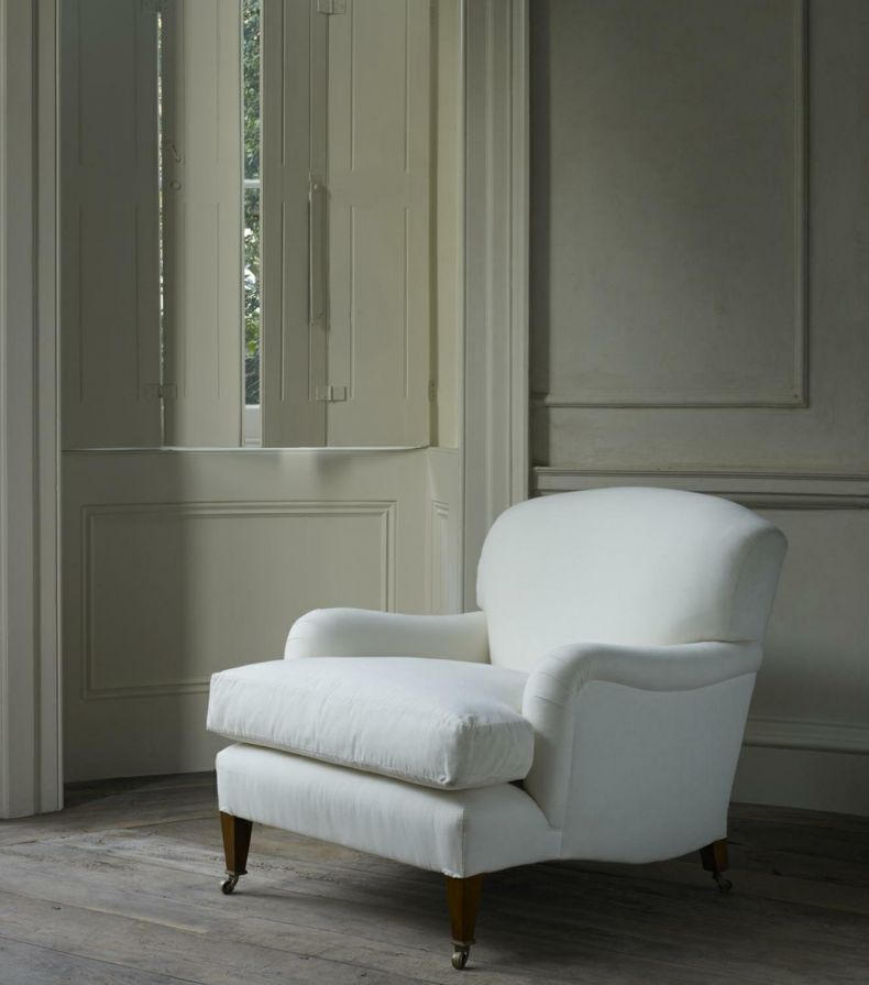 Rosewater Armchair by Rose Uniacke
