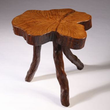 Rootwood Tripod Occasional Table_1