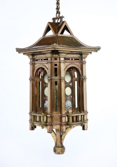 Aesthetic Period Hall Lantern_2