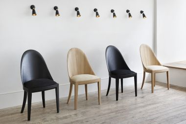 Oak Theatre Chairs in various colours