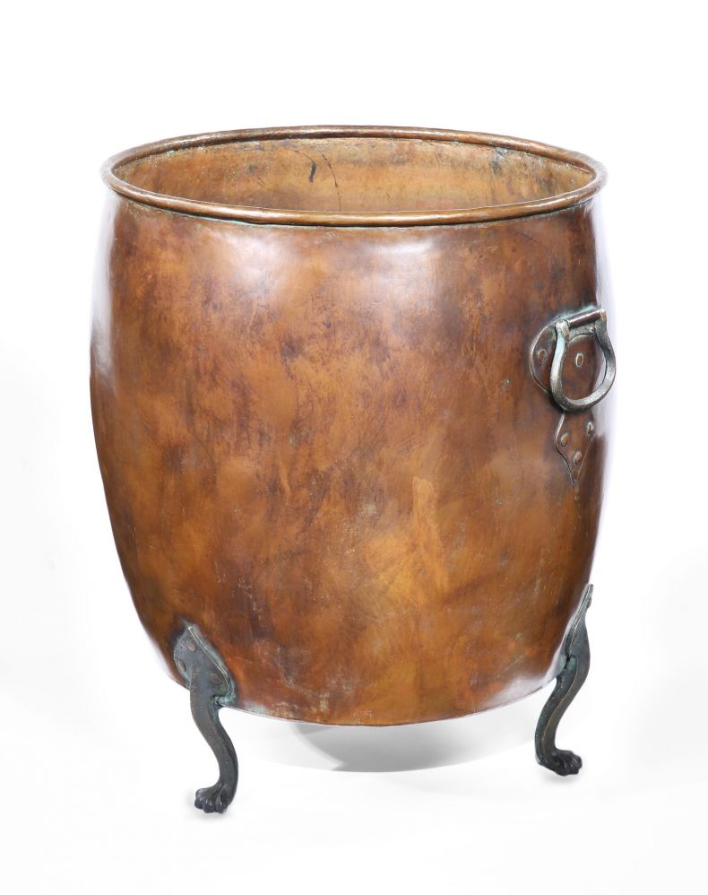 The Copper Planter by Rose Uniacke_0