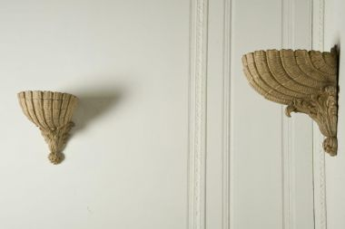 Scallop Shell Uplighter by Rose Uniacke_2