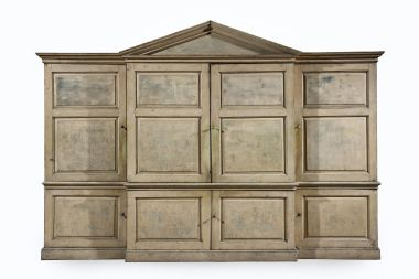 Large 18th Century 'Kitchen' Cabinet_2