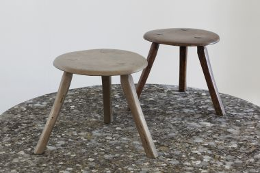 Bronze Stool II by Rose Uniacke_1