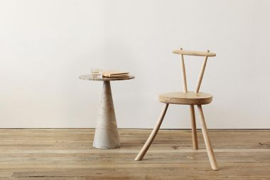 French Sarrancolin Side Table by Rose Uniacke_9
