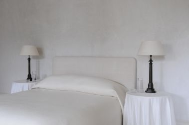 Felted Cashmere Bedspread by Rose Uniacke_4