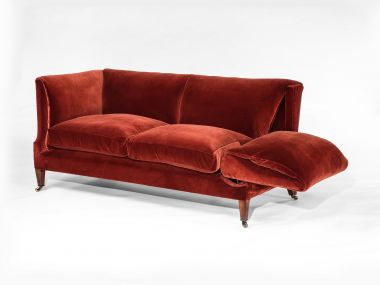 Howard & Son Drop-Arm Sofa/Daybed_2