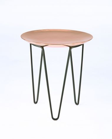 Copper Side Table_2
