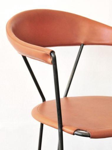 Y-Chair in Tan by Rose Uniacke_1