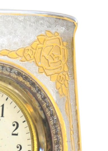 antique Montjoye Saint Denis Mantle Clock