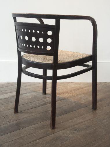 Secessionist Bentwood Elbow Chair by Thonet_2
