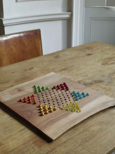 Chinese Chequers Board by Rose Uniacke_1